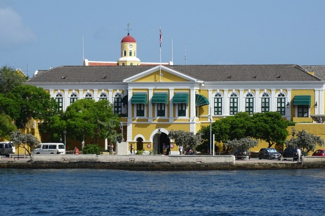 Forti the Government Building Curacao - Vacation Rental Curacao