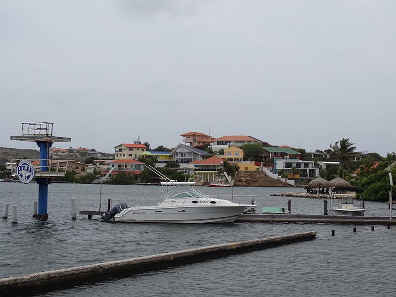 Water sport at Spanish Water Curacao