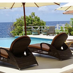 Relax and enjoy the sun at Villa Sea Paradise Curacao - Vacation rental Curacao