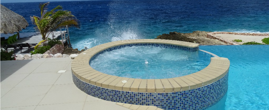 Jacuzzi Villa Sea Paradise Curacao - Vacation rental Curacao